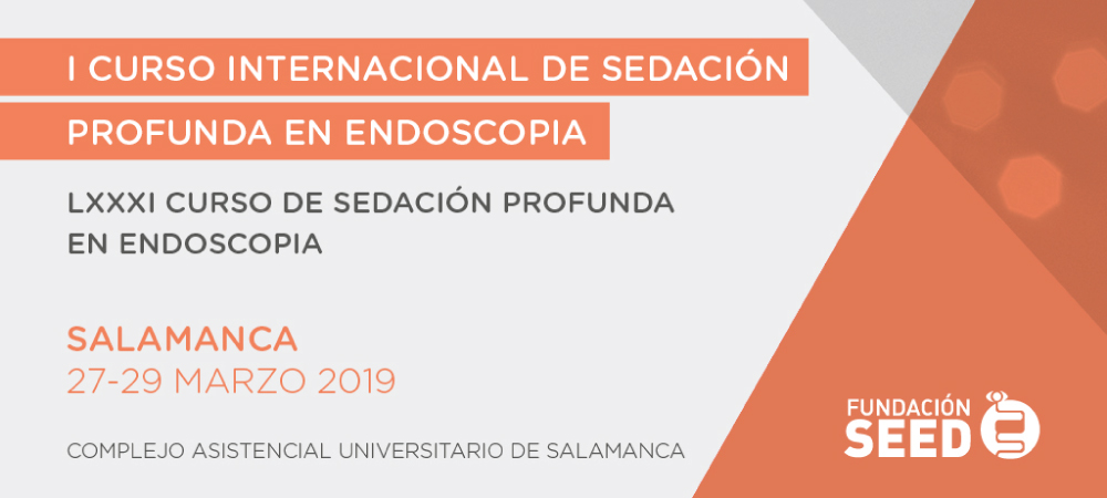 Noticia I Curso Internacional Sedacion Profunda Endoscopia